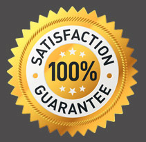 Customer satisfaction guranteed