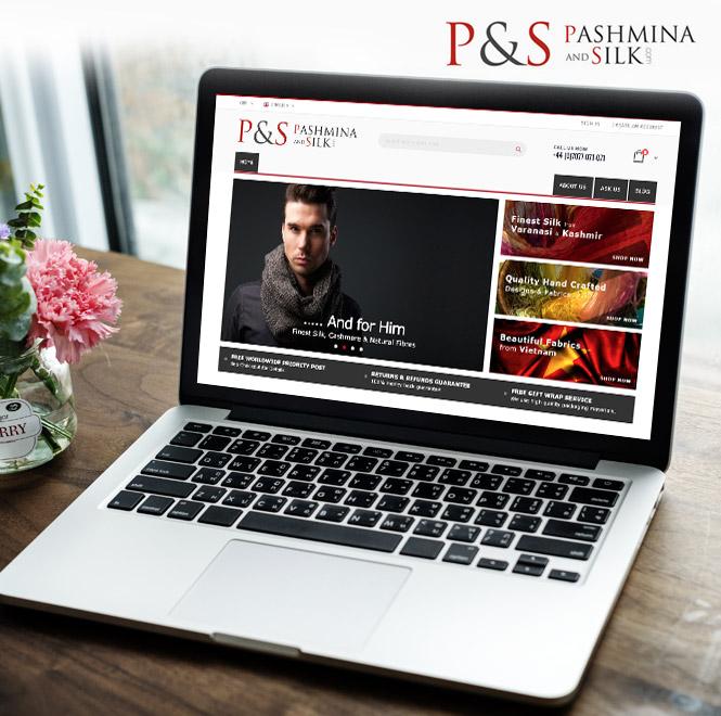 Pashmina & Silk