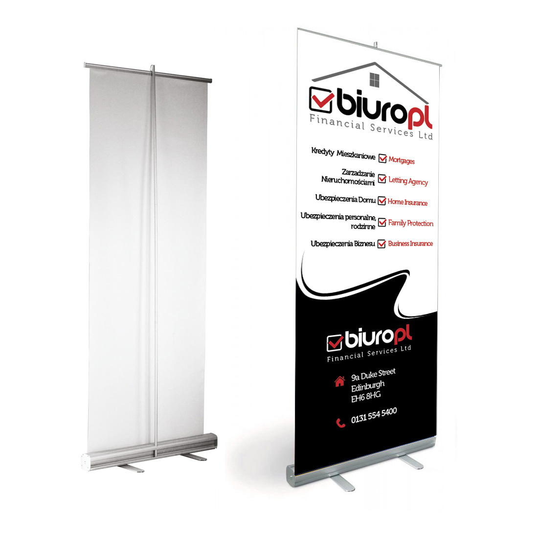 Biuro PL Roll Up